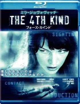【Blu-ray】THE 4TH KIND フォース・カインド(ブルーレイ)