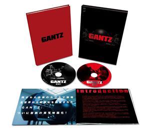 【Blu-ray】GANTZ(ブルーレイ)