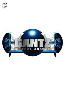 【Blu-ray】GANTZ PERFECT ANSWER(ブルーレイ)